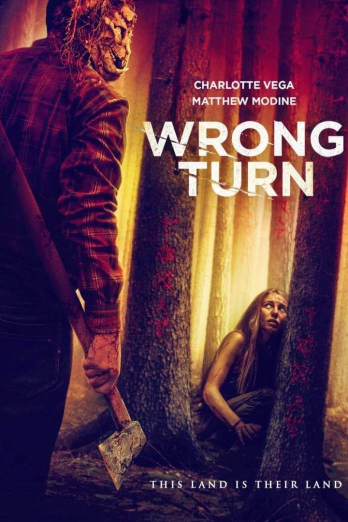 Movie: Wrong Turn (2021)   Mp4 Download