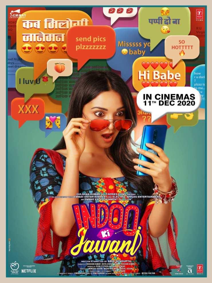 Indoo Ki Jawani (2020) Full Bollywood Movie
