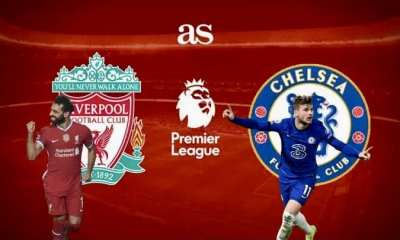 STREAM LIVE: Liverpool Vs Chelsea [Watch Now] PREMIER LEAGUE 2020/2021