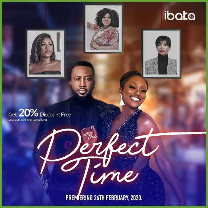 The Perfect Time Full Nollywood Movie