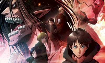 Attack on Titan: Chronicle (2020) Full Japanese Animation