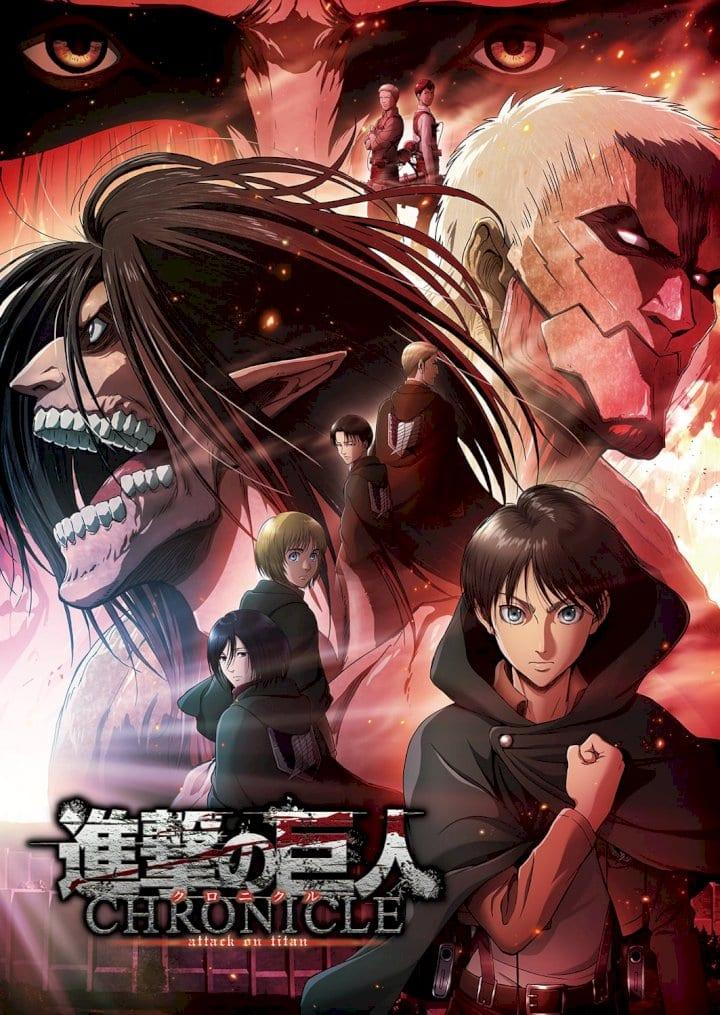 Attack on Titan: Chronicle (2020) Full Japanese Animation