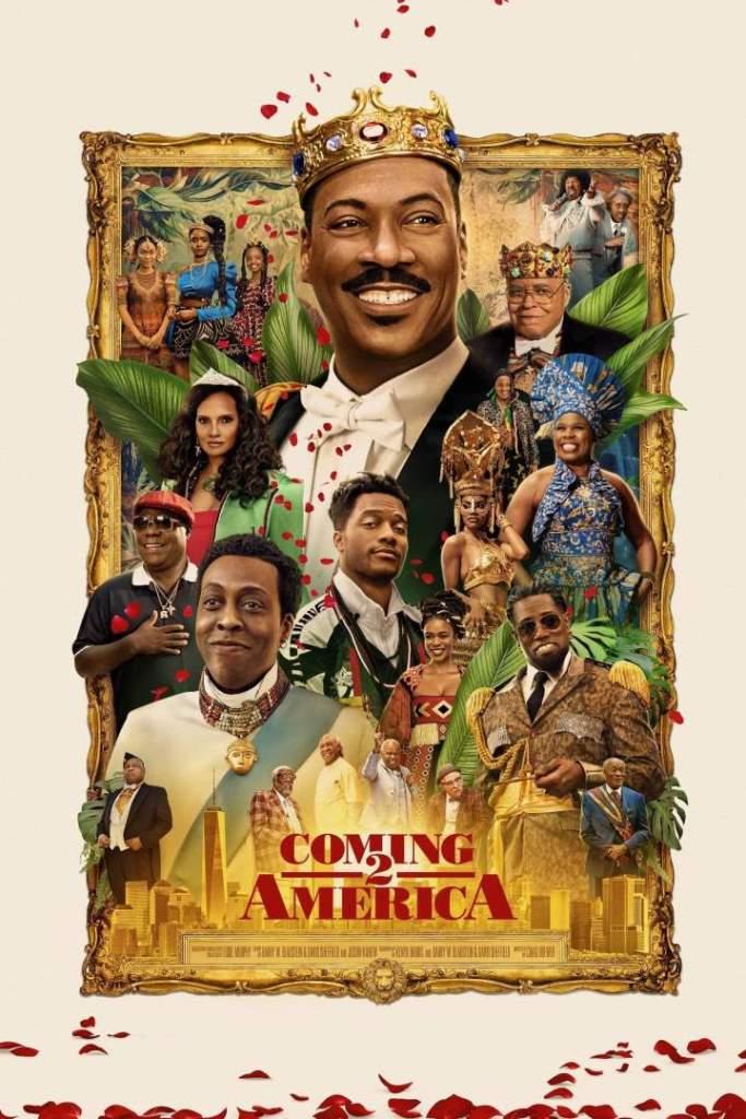 Movie: Coming 2 America (2021)   HD