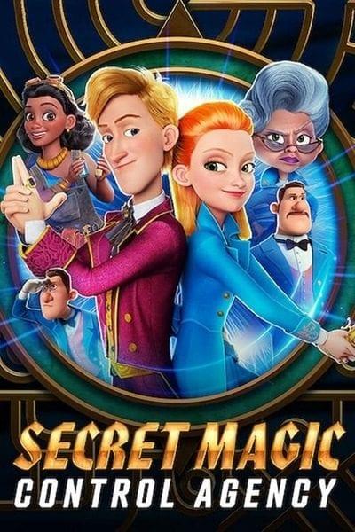 Secret Magic Control (2021) Full Russian Movie