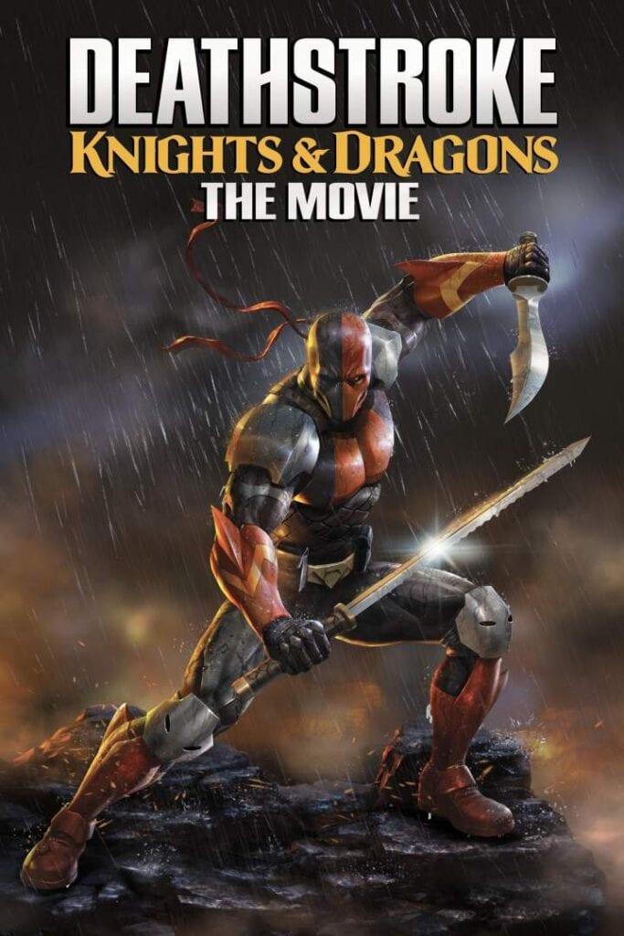 Deathstroke: Knights & Dragons (2020) Full Hollywood Movie