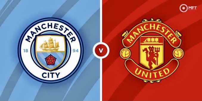 STREAM LIVE: Manchester City Vs Manchester United [Watch Now] PREMIER LEAGUE 2020/2021