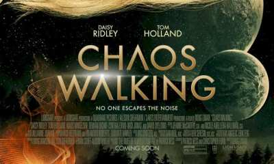 Chaos Walking (2021) Full Hollywood Movie