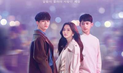 TV Series: Love Alarm Season 1 Episode 1 – 8 Complete (Korean Drama)