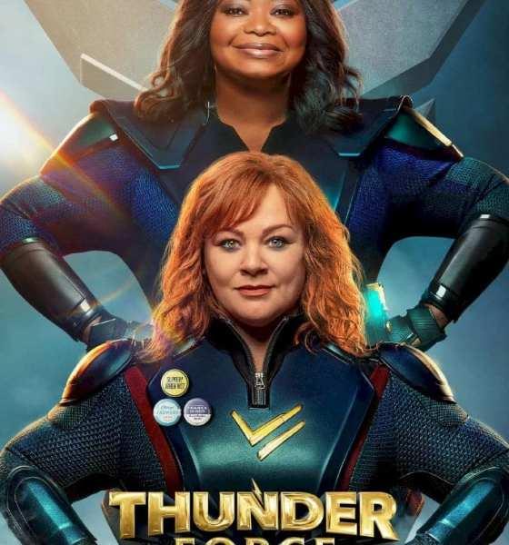 Thunder Force (2021) Full Hollywood Movie