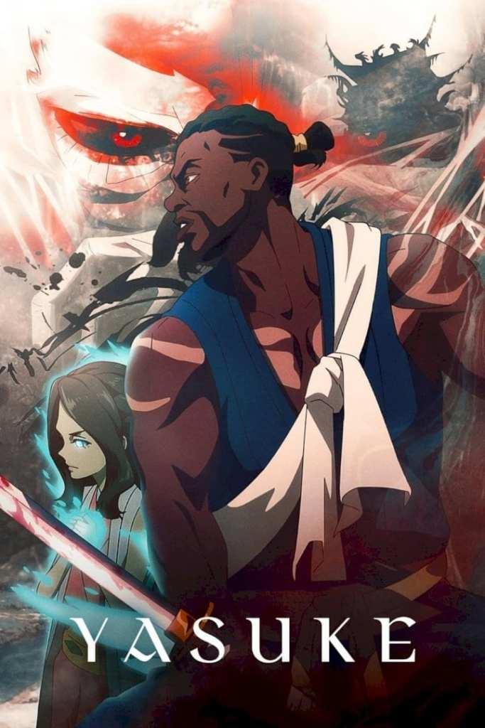 TV Series: Yasuke Season 1 Episode 1 - 6 (Complete)