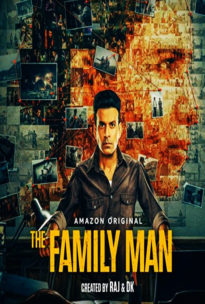 The Family Man Season 1 Episode 1 – 10 (Complete) – Bollywood Series Mp4 & 3gp Free Download