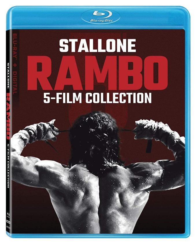 Rambo (1982 – 2008) (Collection) Mp4 & 3gp Download