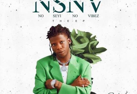 Seyi Vibez – NSNV Mp3