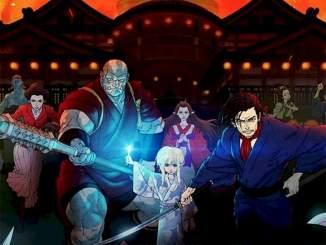 Bright: Samurai Soul (2021) [Japanese]