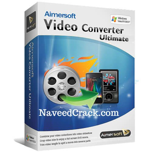 Any Video Converter Ultimate 7.1.3 Crack With Serial Key Free