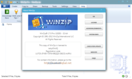 WinZip Pro 21.5 Crack + Activation Code Full Free Download