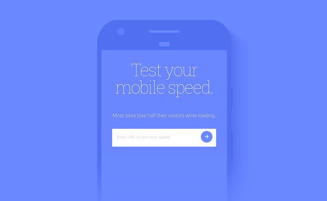 Criar Blog: Compare a velocidade do seu site e se ele é compatível para mobile