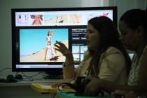 Rayssa Thomaz (gerente de marketing da Cholet) / Fotografia de Moda com prof. Mario Lopes
