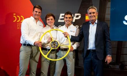 Presentación del equipo español en SailGP