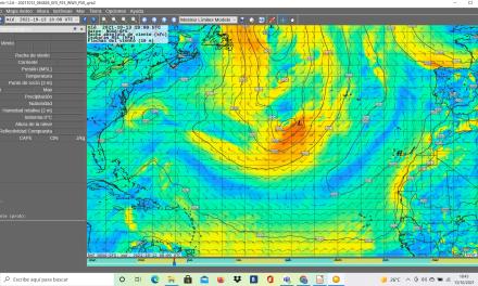 Uso de GRIBs meteo a bordo (Xygrib) VIDEO DESCRIPTIVO