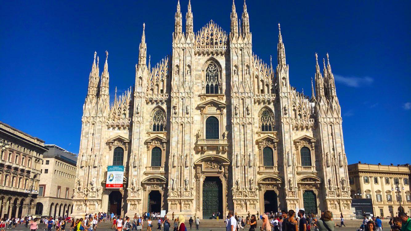 Mon premier Erasmus à Milan