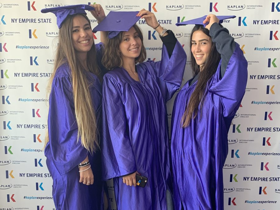 Remise des diplômes avec Kaplan