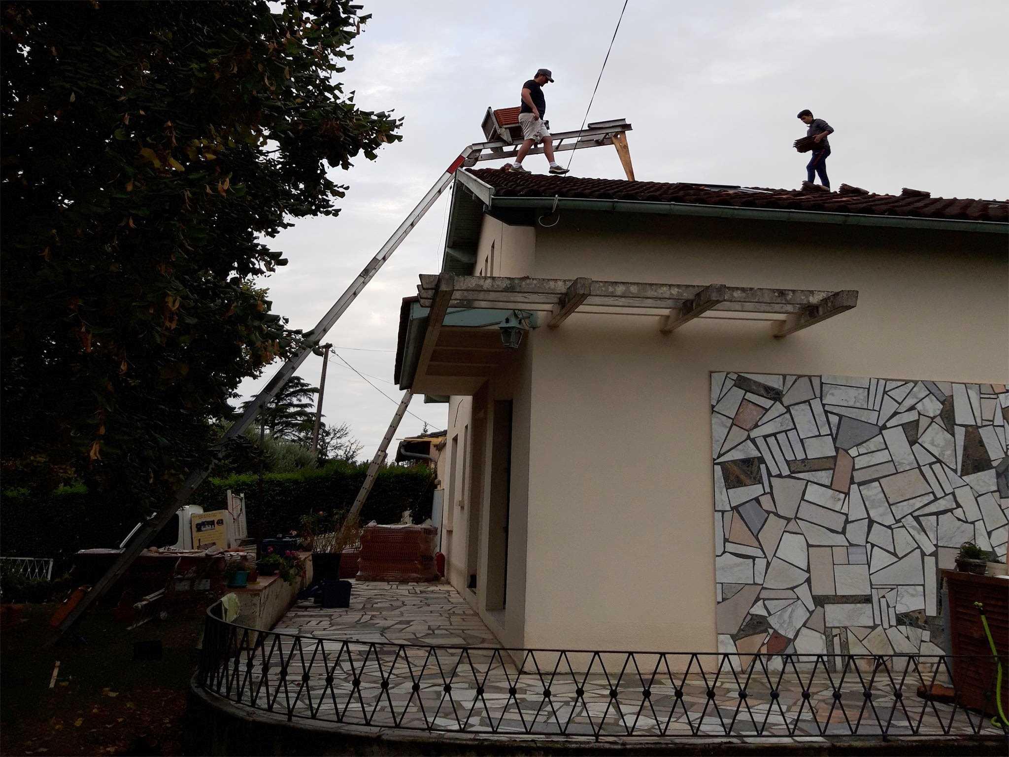 Rénovation toiture Plaisance du Touch 31830