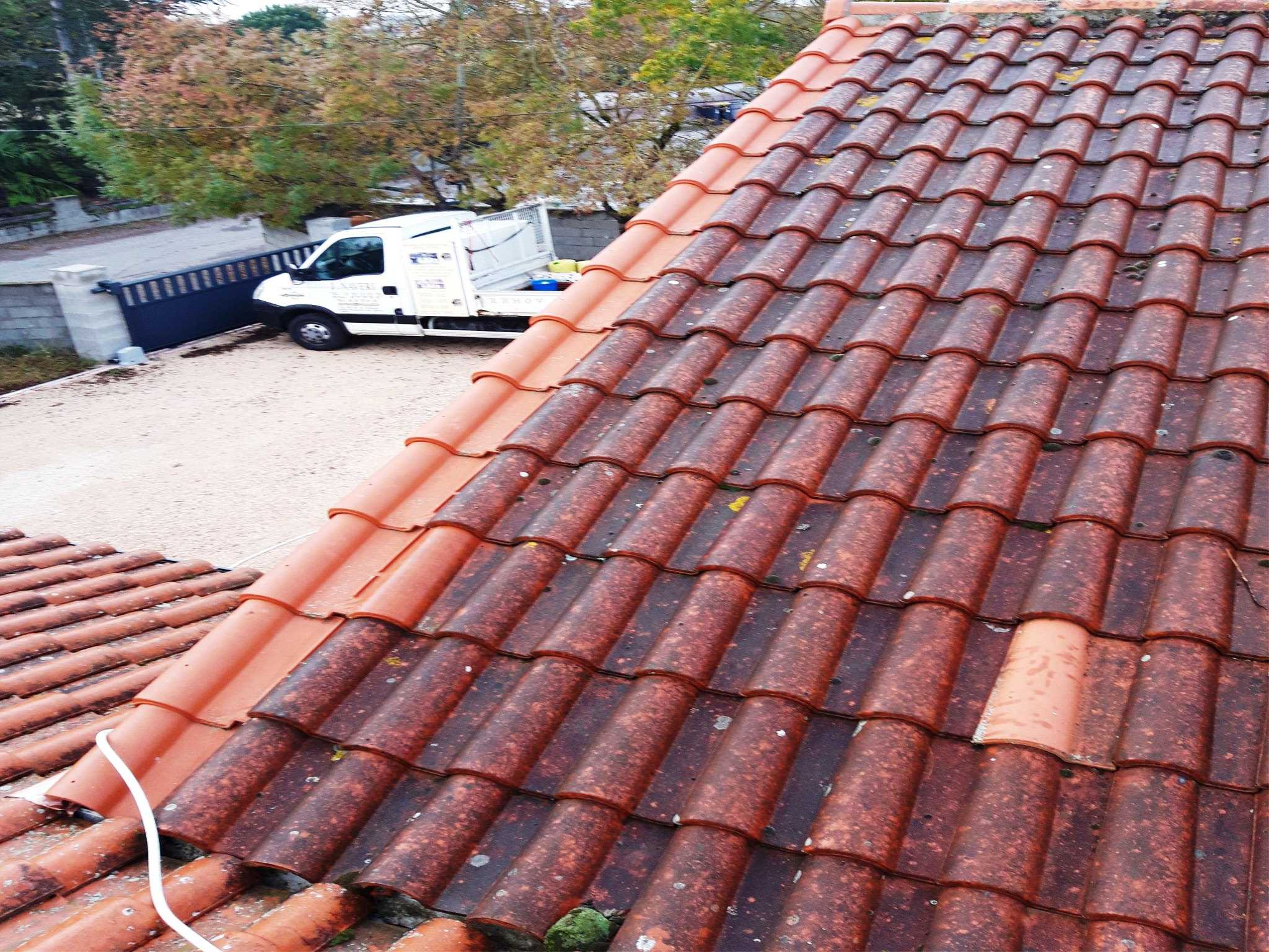 Nettoyage toiture Fonsorbes (31470)