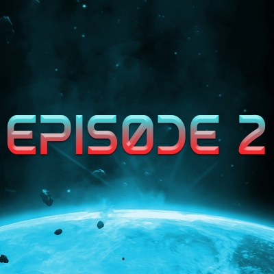 The Space Pirate's Captive: Episode 2