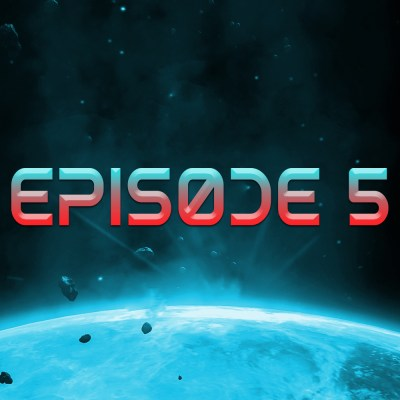 The Space Pirate's Captive: Episode 5