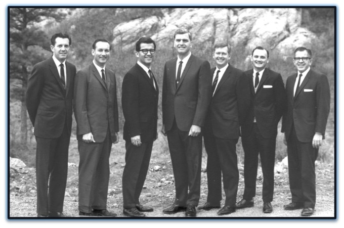 Overseas Policy Conference Directors -1961