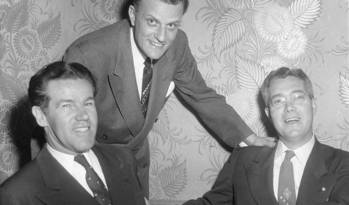Billy Graham and The Navigators