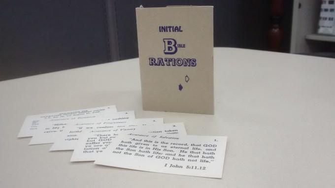 B-Rations