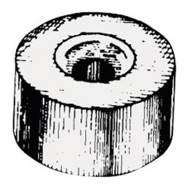 Anode rondelle 24x14mm