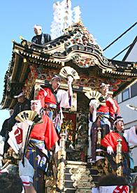 Chichibu Night Festival KASABOKO from Chichibu Navi page