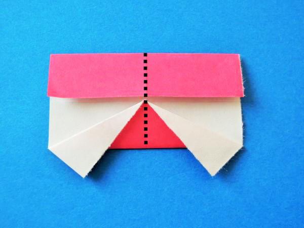 クリスマス 折り紙 折り紙 リボン : xn--o9ja9dn55ayerin411bcd3afbgz3gd4y.jp