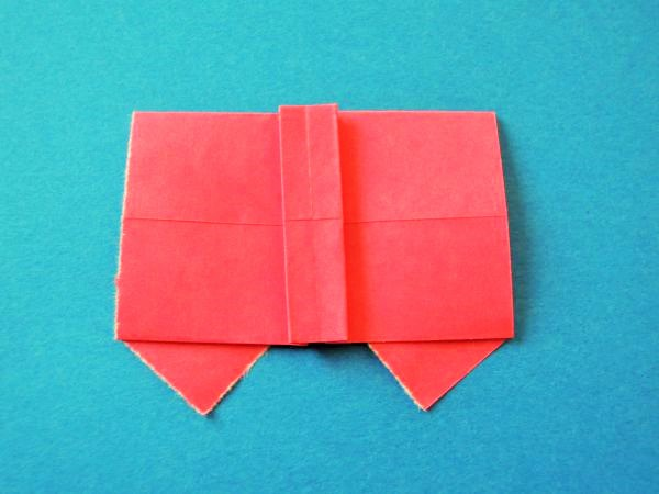クリスマス 折り紙 折り紙 リボン 折り方 : xn--o9ja9dn55ayerin411bcd3afbgz3gd4y.jp
