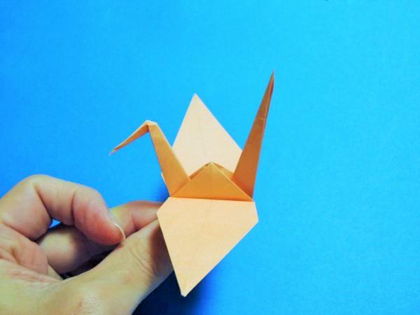 クリスマス 折り紙 折り紙 鶴 作り方 : xn--o9ja9dn55ayerin411bcd3afbgz3gd4y.jp