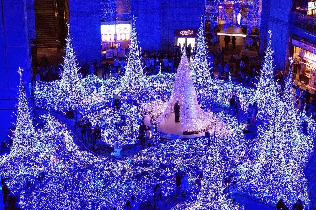 Cmo se celebra la Navidad en Japn tradiciones y costumbres