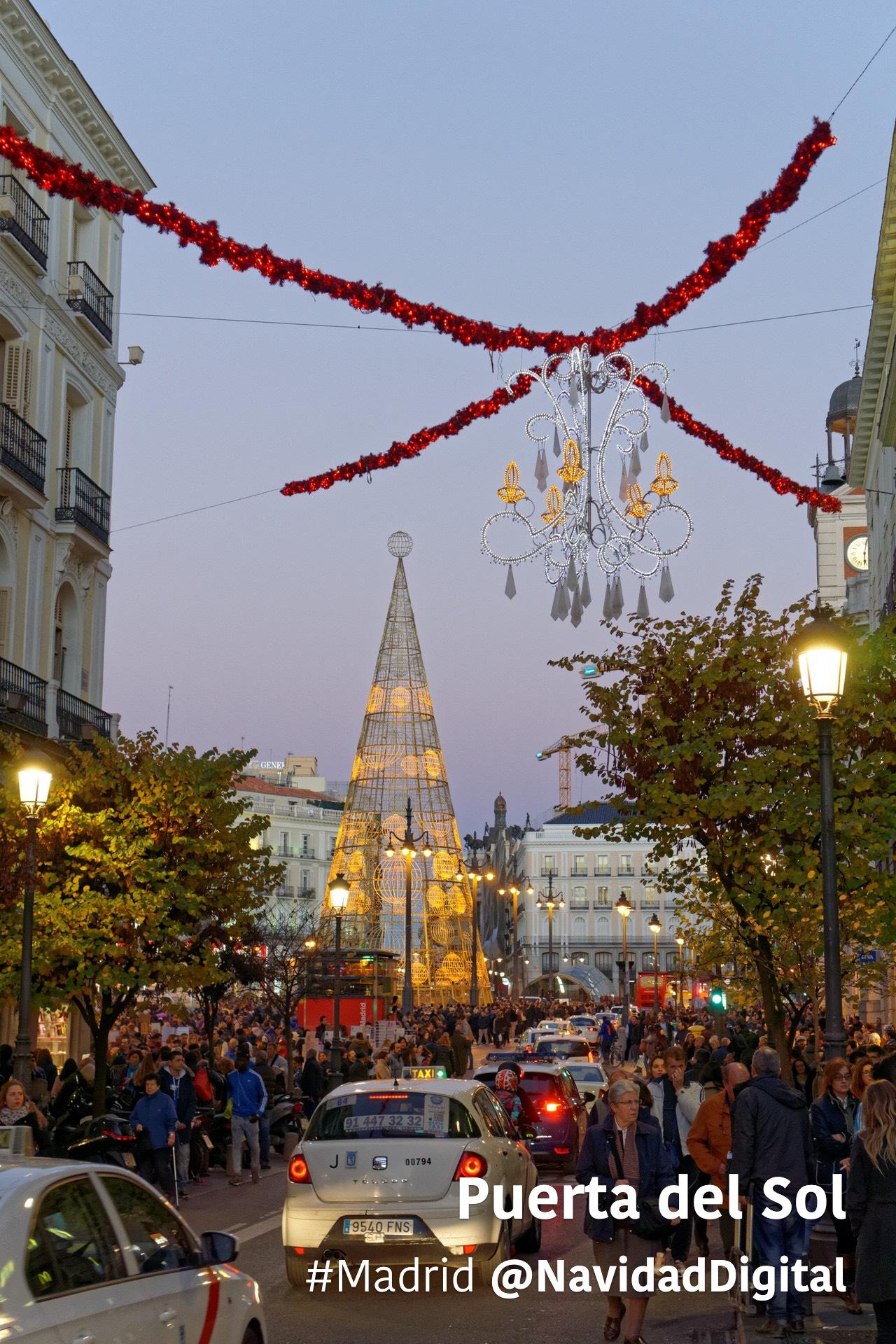 Especial navidad madrid 2015 2016 el blog de navidad digital for Centro oftalmologico puerta del sol
