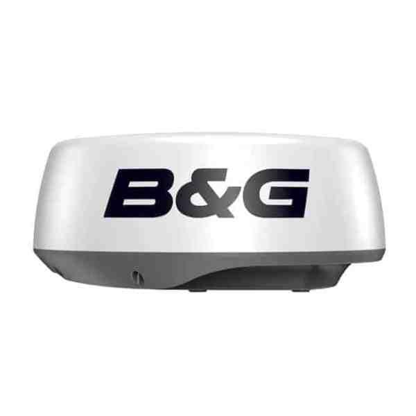 B&G Halo 20 Pulskompressionsradar 000-14540-001