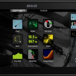 B&G Zeus3S 12 Zoll Multifunktionsdisplay