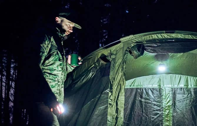 Deeper Power Lantern Camper