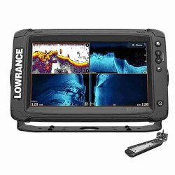 Lowrance Elite-9 Ti2 Fishfinder Total Imaging