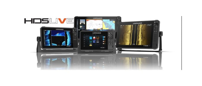 Lowrance HDS Live Serie