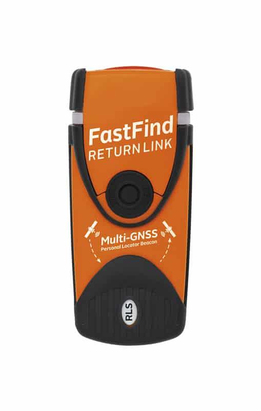McMurdo FastFind ReturnLink PLB