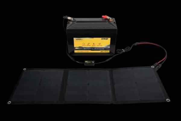 SUNBEAMsystem Tough Fold mit Batterie