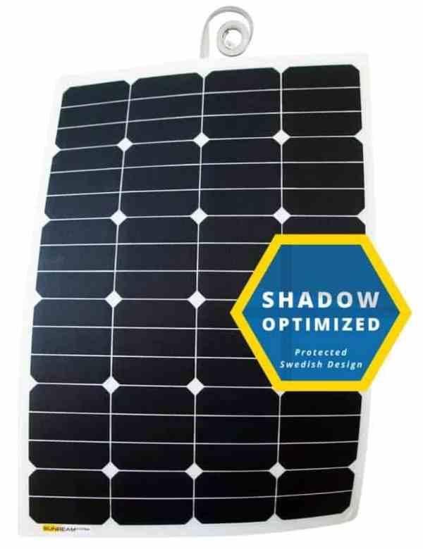 SUNBEAMsystem Tough+ Flush Solarmodul