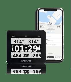 Sailmon MAX Wifi-Bluetooth Verbindung