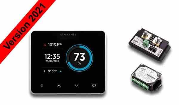 Simarine Pico Standard Batteriemonitor mit Shunt SC303_Version 2021